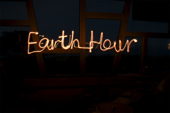 Earth Hour 2012 – 5 ways to celebrate!