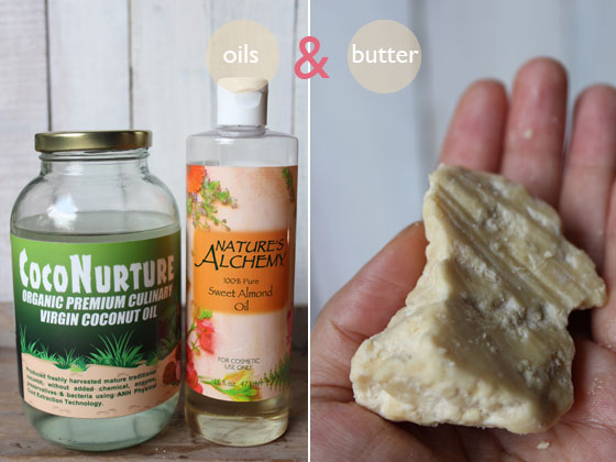 body-butter-oils