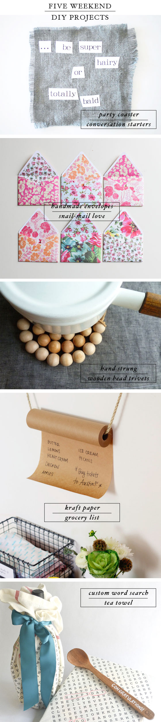Five-Easy-DIY-Projects