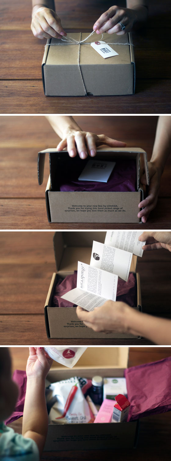 Unboxing-the-LOHASIA-box