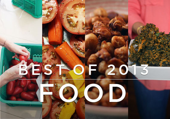 Best of 2013 - Food