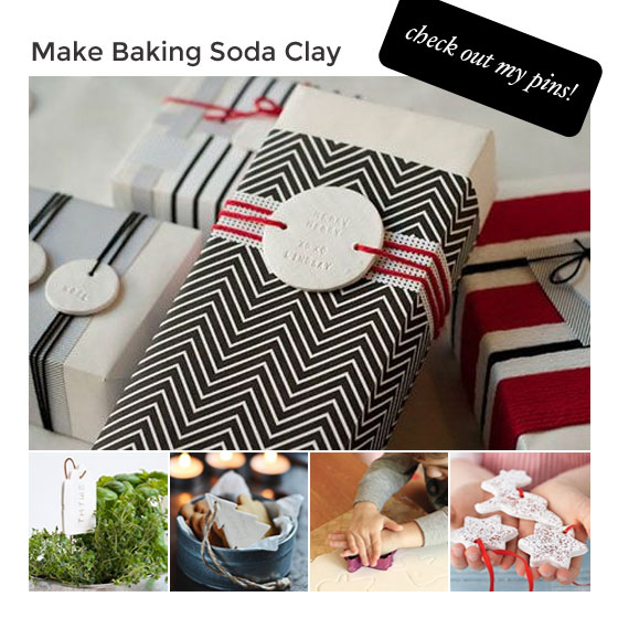 Soda In Christmas Tree Water: Reader's Idea: Scented DIY Clay Ornaments
