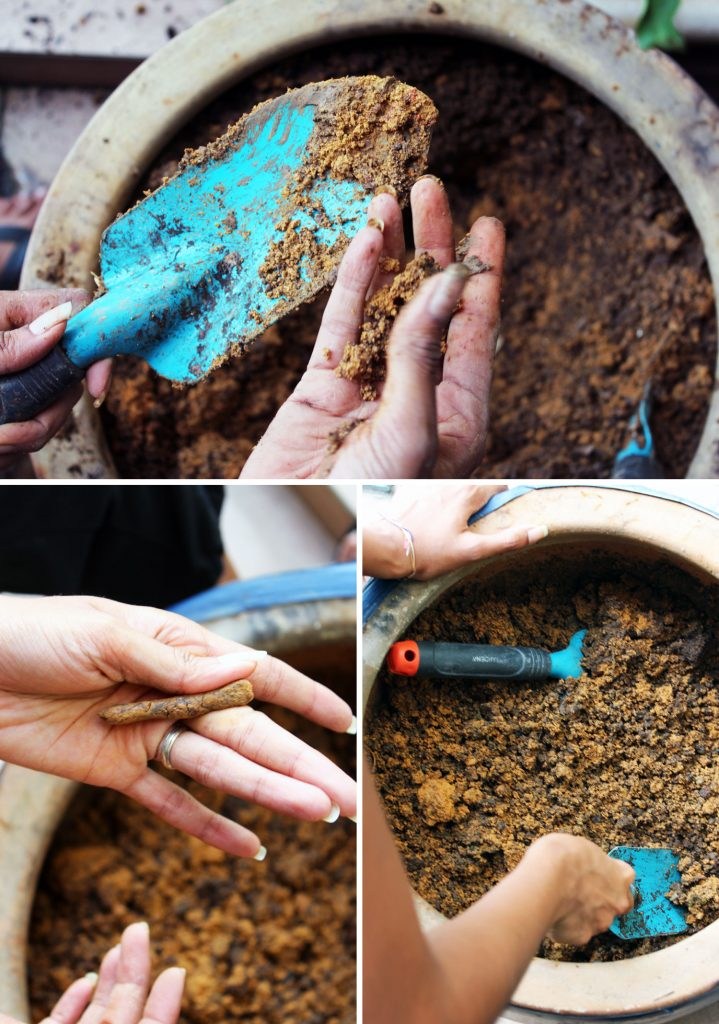 Aerate-the-soil