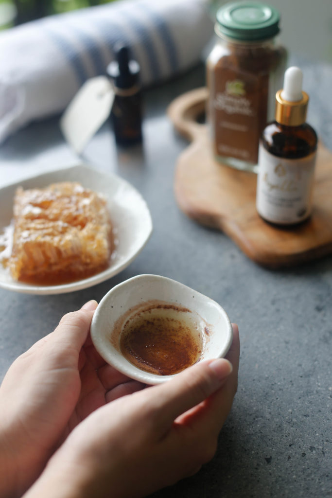 How to use Argan oil to relieve stressed, dehydrated skin   littlegreendot.com