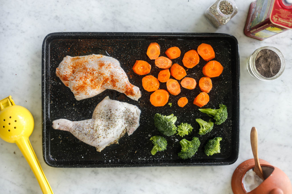 Marvelous How To Simplify Cooking With One Tray Baked Meals Little Beutiful Home Inspiration Aditmahrainfo