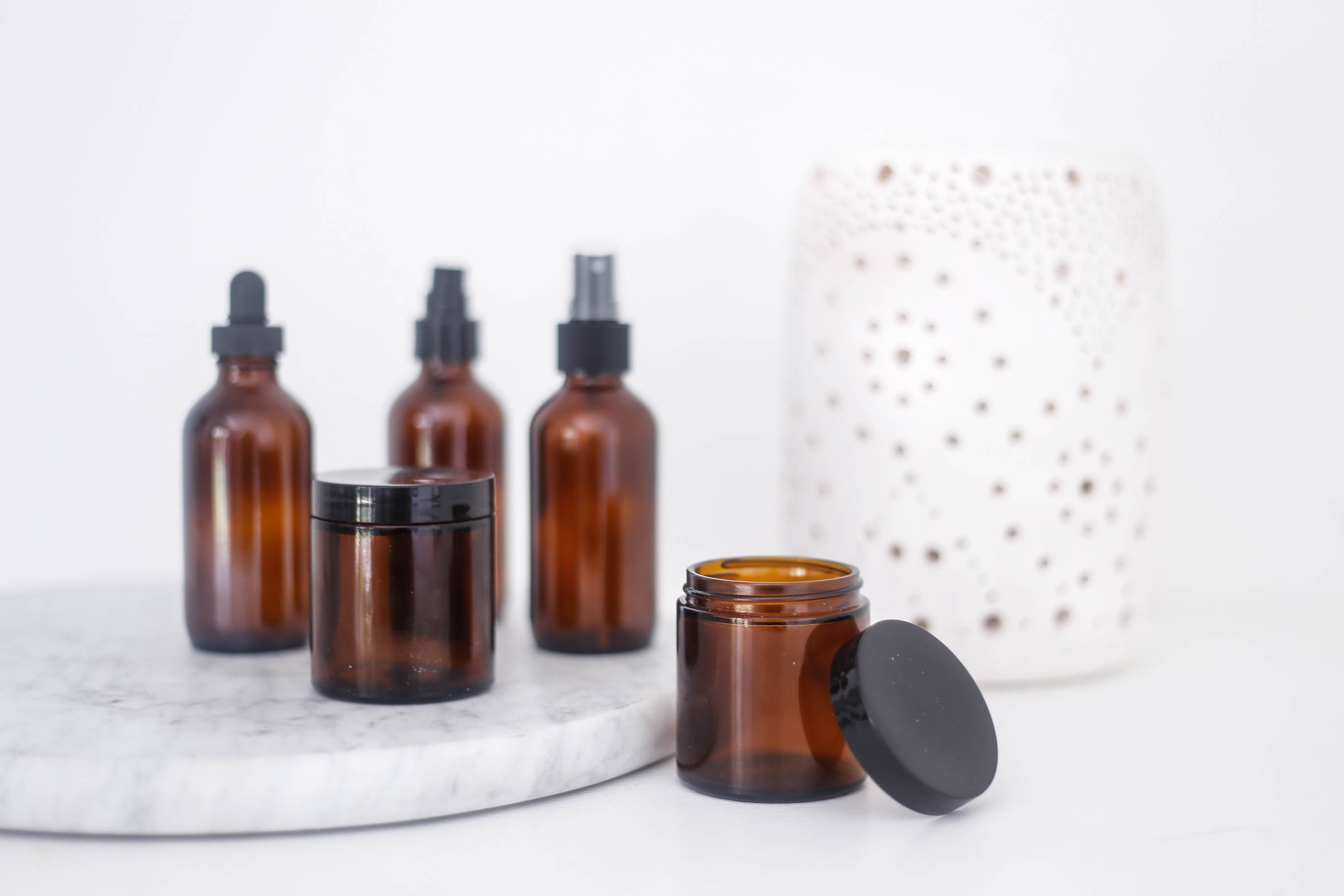 How to Package Your Homemade Skincare Products   littlegreendot.com