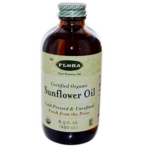 Sunflower Oil-Organic Flora