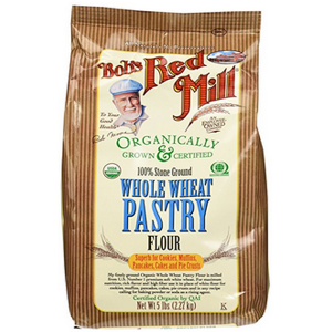 Bob's Red Mill Organic Pastry Flour Whole Wheat