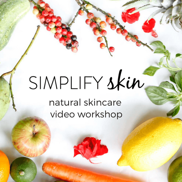 SIMPLIFY Skin: Make safe, effective, all natural skincare | littlegreendot.com