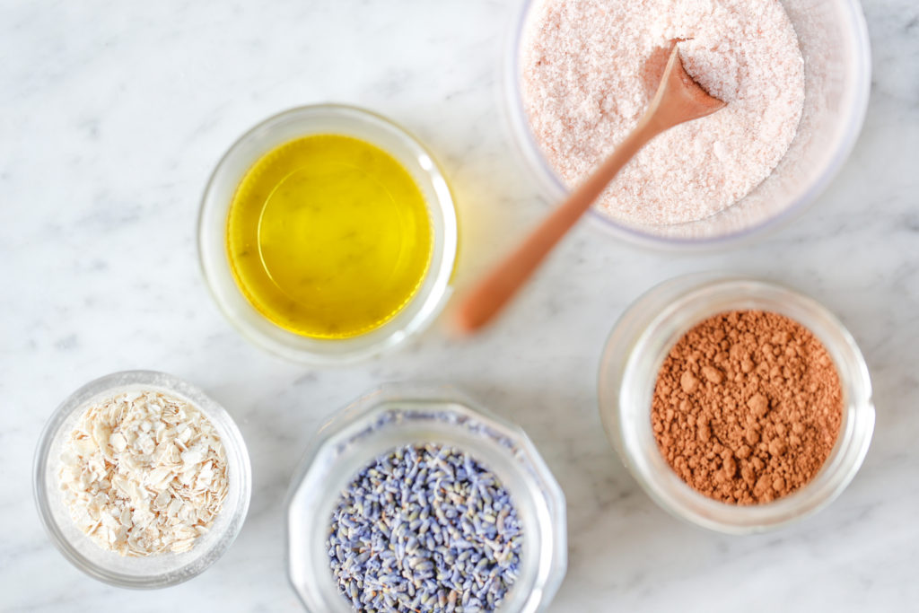 Where do I find my natural skincare ingredients? | Little Green Dot