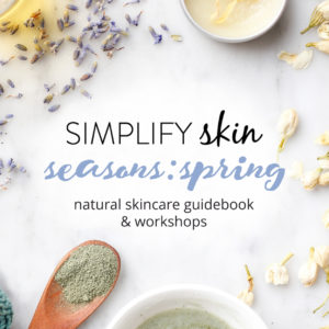 SIMPLIFY Skin Seasons: Spring 2017