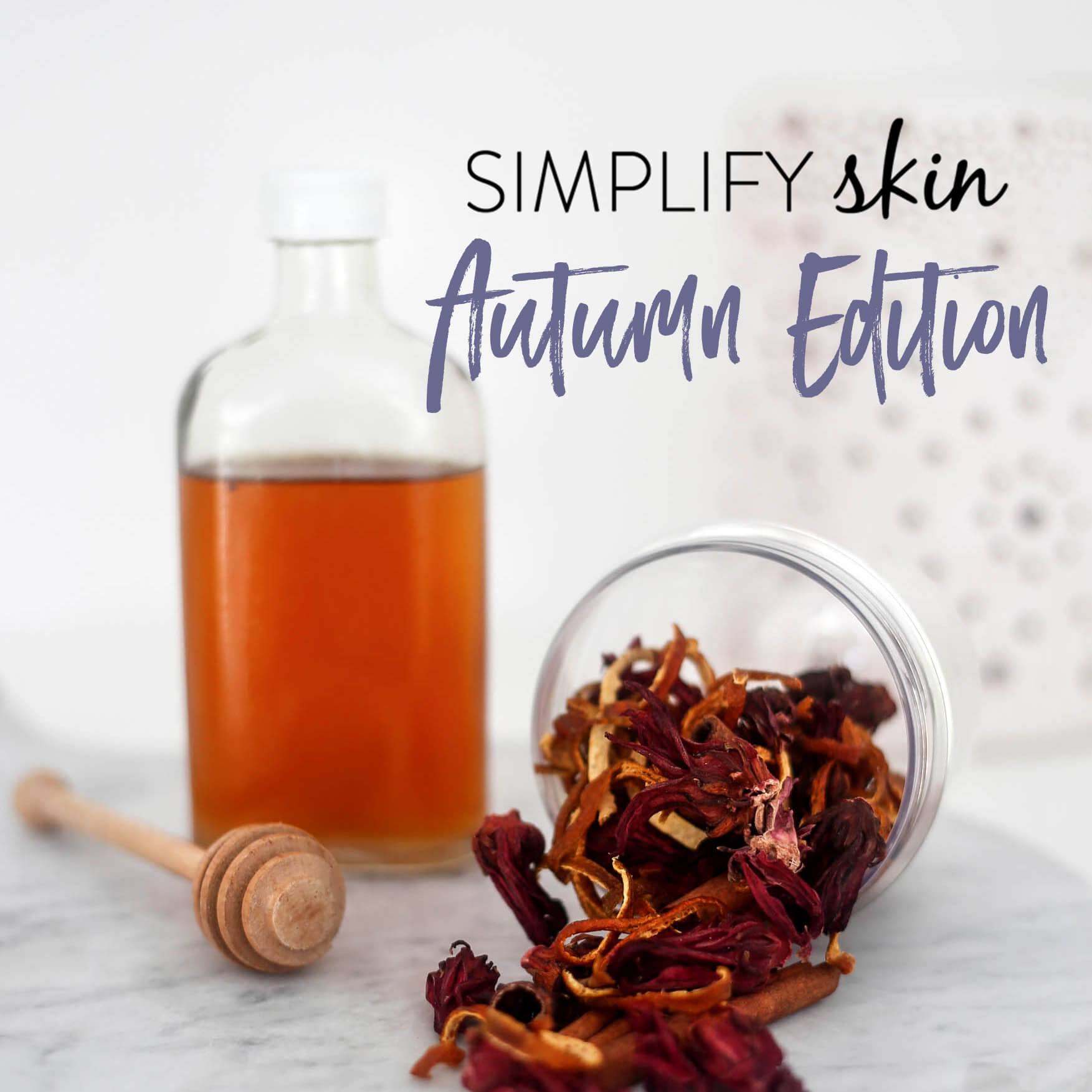 SIMPLIFY Skin SEASONS: Autumn | littlegreendot.com