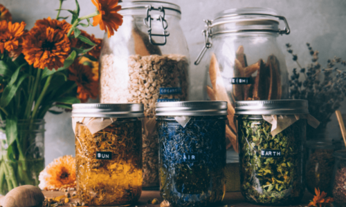 Herbs for Skin Workshop:  Live Virtual Class October 24th
